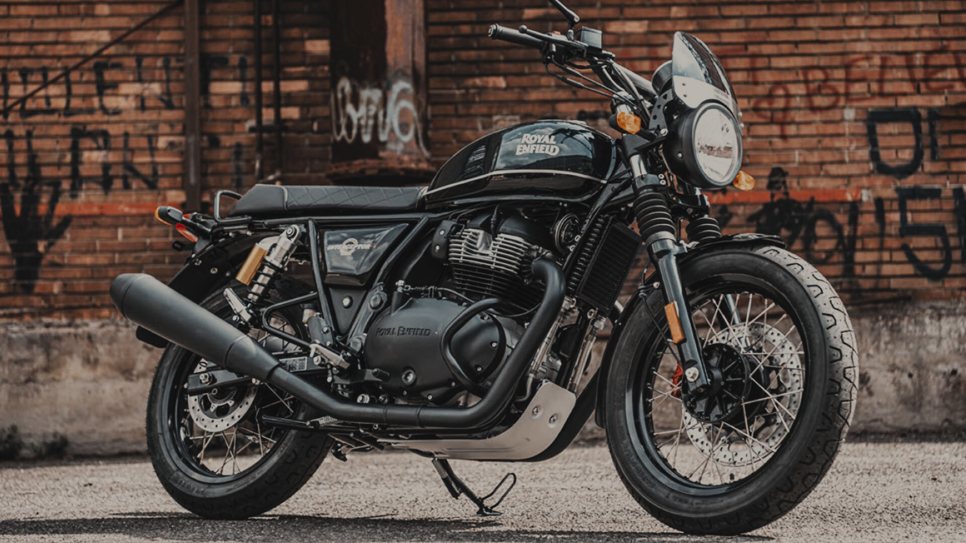 Royal enfield limited edition pogliani